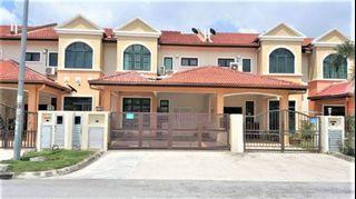 2 Storey House Jalan Warisan Indah, Kota Warisan