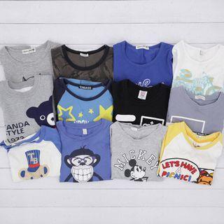 4-5Y Boys T-shirt Bundle 12pcs