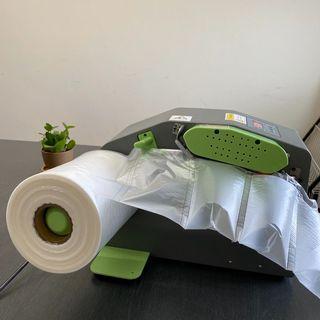 [9.9成新!] 充氣機,包裝氣泡機,緩衝氣泡膜機,氣墊機,氣泡布機 #人氣
