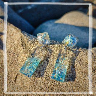 韋薇牌手作飾品- | 樹脂系列 | 海洋風鈴