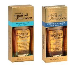 美國 Organix Argan Oil of Moroccan Penetrating 摩洛哥堅果油 阿甘油 100ml 3.3oz 乾燥 受損 髮尾油 精華油 Ogx Morocco