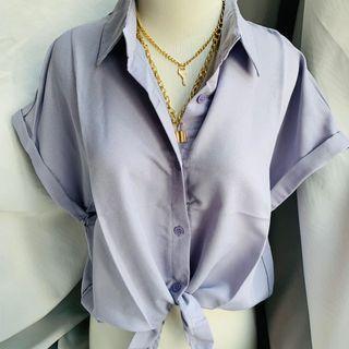 Baju kemeja wanita/ baju jalan jalan santai