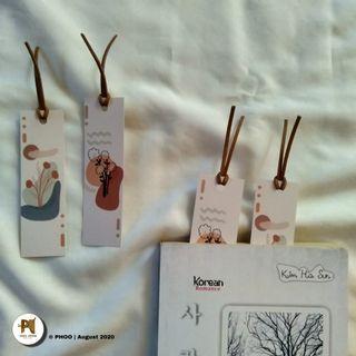 Bookmark by Phoo- Flower Bohemian