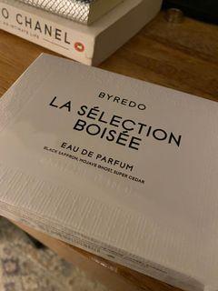 BYREDO La Selection Boisee 3 x 12ml