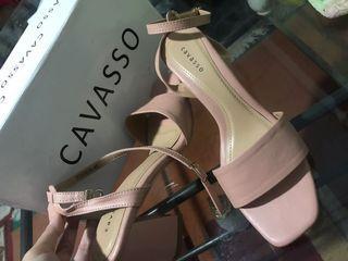 Sepatu wedges Cavasso