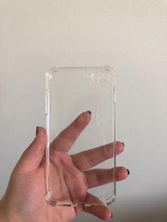 Clear iPhone 8 plus case