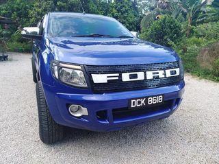 Ford ranger manual XLT 2.2 2014