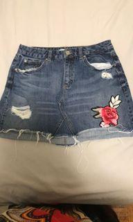 Garage CO. mini skirt