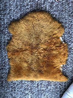 Genuine Sheepskin Fur Rug  Carpet