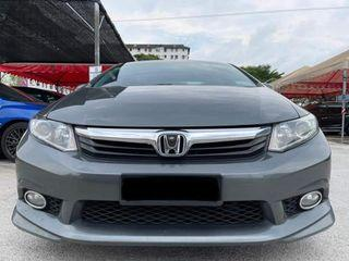 Honda Civic FB 2.0 (A) 2013