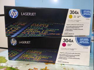 (Arrived 978pcs. Like) HP Color Toner 304A-CC532,3A-惠普 彩色 碳粉