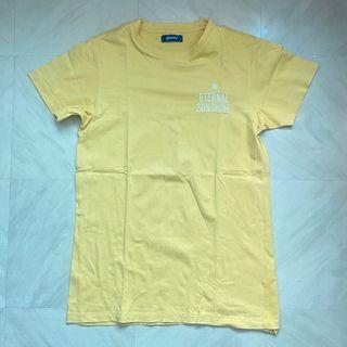 Human Yellow Shirt