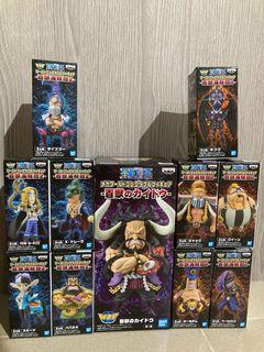 Kaido beast pirates wcf set