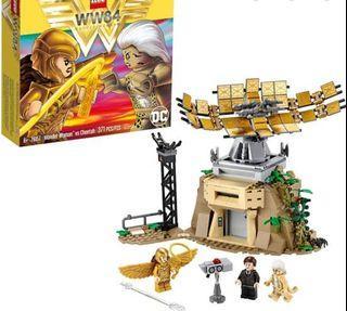 Lego DC Wonder Women Edition