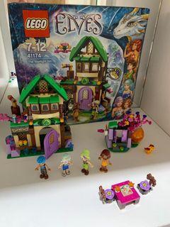 Lego Elves the starlight inn ORIGINAL