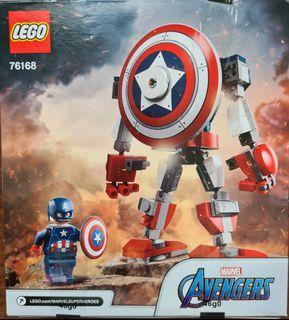Lego Marvel Captain America