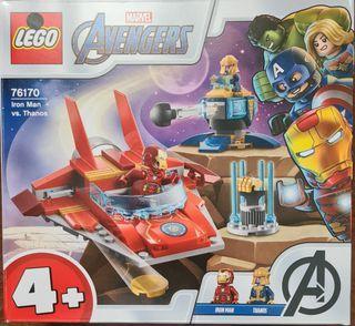 Lego Marvel End Game