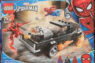 Lego Marvel Spider Man