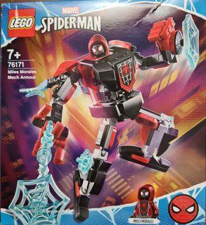 Lego Marvel Spiderman