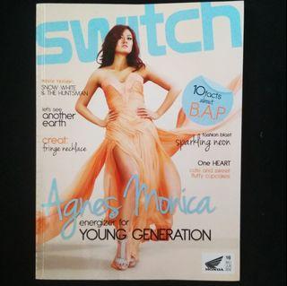 Majalah Gadis Gogirl Swtich