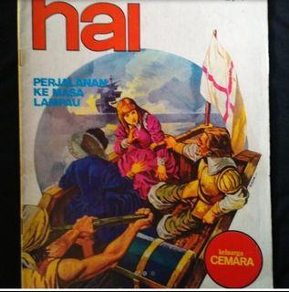Majalah Hai jadul