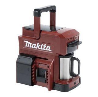 ✨MAKITA 牧田✨ 2V/14.4V/18V充電式咖啡機-酒紅色-單主機-不包含充電器與電池 (未拆封)