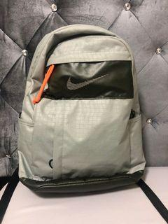 Nike CO. backpack with 4 zipper compartments
