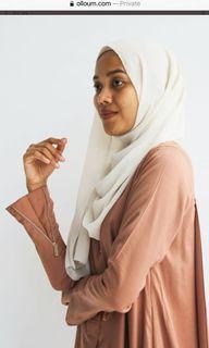 Olloum Fatihah Dress in Burnt Rose
