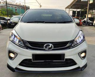 Perodua Myvi 1.5 Advance 2017Yrs