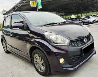 Perodua Myvi 1.5 SE 2015Yrs