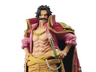 [PO Item] Banpresto King of Artist One Piece Gol.D.Roger Figure
