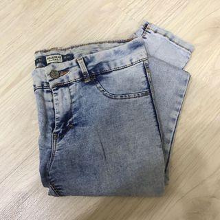 Pull & Bear Celana Jeans Stretch