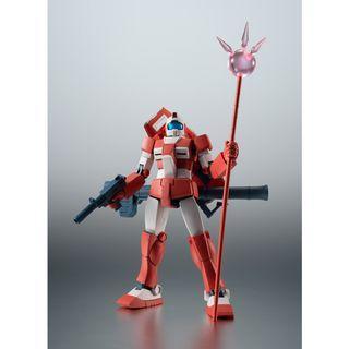 高達模型:魂限Robot魂Gundam0079 MSV GM LIGHT ARMOR ver. A.N.I.M.E.