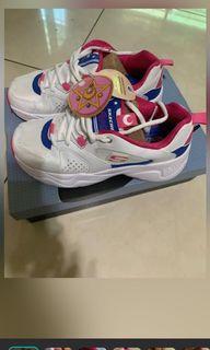 全新#防疫正品Skechers美少女戰士聯名款運動鞋老爹鞋#防疫
