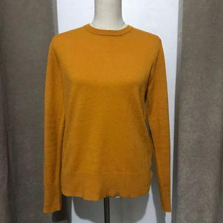 TERRANOVA Mustard Sweater