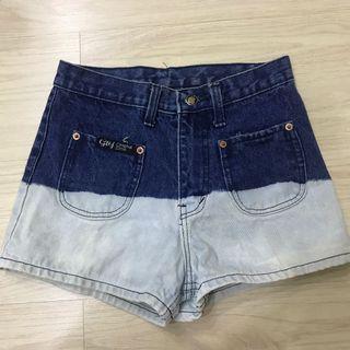 Tie Dye Jeans / Shorts / Celana Pendek