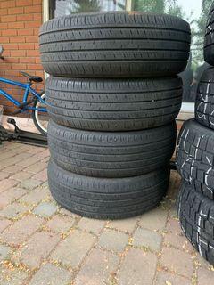 Tires, 205/65R16 Kumho Solus TA31 All-Season Tires