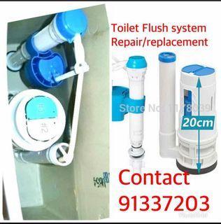 Toilet flush system,toilet flush cistern,repair,replace,installation, contact at 91337203 https://api.whatsapp.com/send?phone=+6591337203&text=