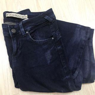 TRF Long Jeans / Celana Panjang