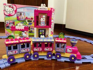 UNICO plus Hello Kitty Train Set