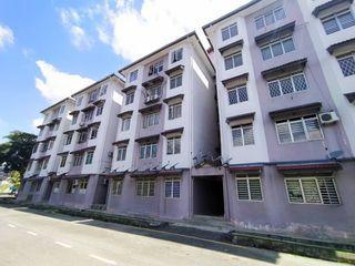 [WTR] GROUND FLOOR Camelia Court apartment Nilai impian