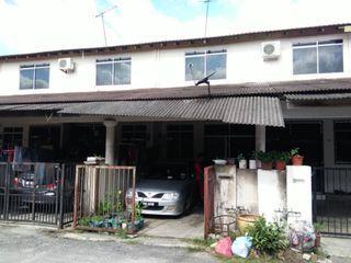 [WTS] Double Storey Terrace Taman Seroja Binjai Kemaman