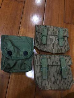 公發美軍戰術腰帶小包(品項好)合售1000