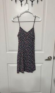 [90s Vintage] Smart Set Floral Sun Dress
