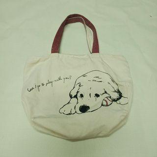 購物袋隨身包帆布提袋