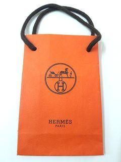 名牌紙袋 Brandy Bags Hermes, Dior, Chanel, Miumiu