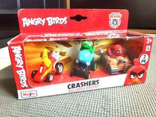Angry birds crashers