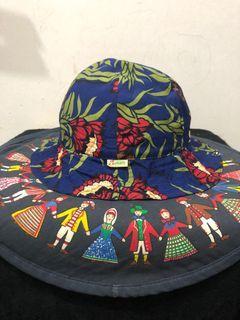 Bucket reversible hawaii floral design for Sales