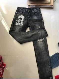 Celana Jeans Unisex Bisa Cowok Bisa Cewek