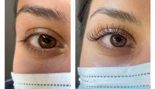 Classic Full Set Eyelash Extensions